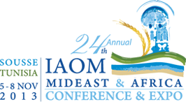 IAOM Logo